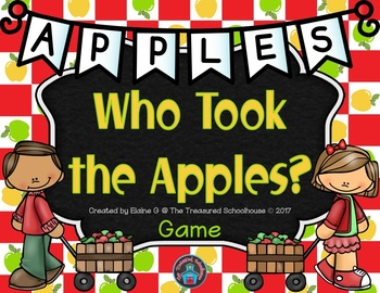 Who Took the Apples? Game