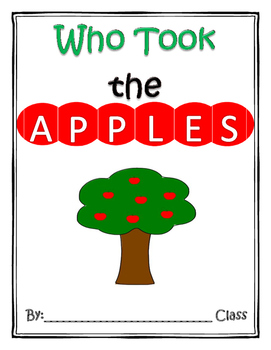 Who Took the Apples from the Apple Tree?