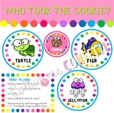 Who Took the Cookie? - Colour me Confetti