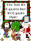 Who Took the Cupcakes? Adapted Song Book, Autism, Speech and Language