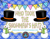 Who Took the Snowman's Hat? Game