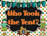Who Took the Tent? Game