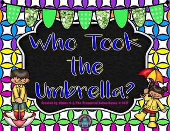 Who Took the Umbrella? Game