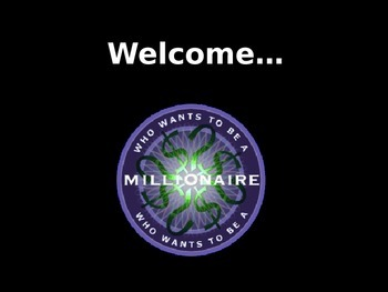 Who Wants To Be A Millionaire Of Mice and Men