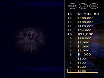 who wants to be a millionaire powerpoint game- everyday math grade 3, Powerpoint templates
