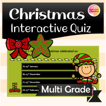 Christmas Quiz: Who Wants to be a Millionaire