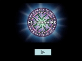 Who Wants To Be a Millionaire - ELECTRICITY GAMESHOW