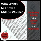 Who Wants to Know a Million Words (2)