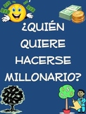 Who Wants to Be a Millionaire? Game in Spanish