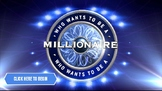 Who Wants to Be a Millionaire (Google Slides Game Template)