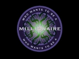 Who Wants to Be a Millionaire (Just Graphics) Power Point