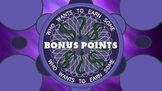 Who Wants to Win Some Bonus Points!
