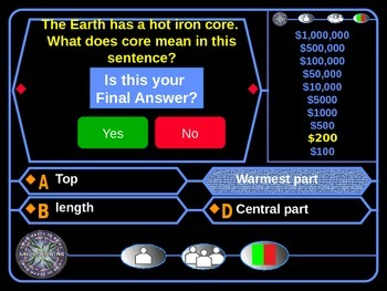 Who Wants to be a Millionaire - Magnetism