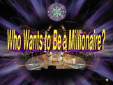Who Wants to be a Millionaire PowerPoint Game Show Template