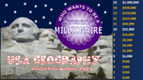 Who Wants to be a Student Millionaire:  USA Geography, pack 3