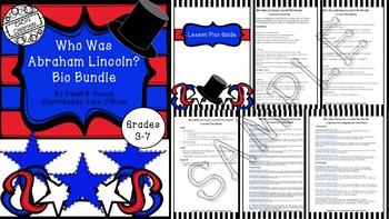 Who Was Abraham Lincoln? Bio Bundle
