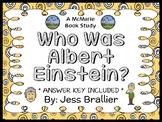 Who Was Albert Einstein? (Jess Brallier) Book Study / Comprehension  (29 pages)