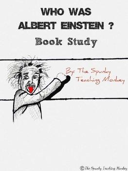 Who Was Albert Einstein? Book Study