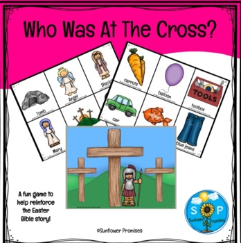 Who Was At The Cross?