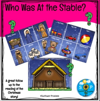 Who Was At The Stable / Nativity