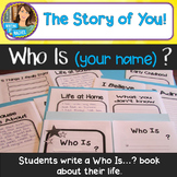 Who Was? Series Biography Project Write a Who Was Book About You!