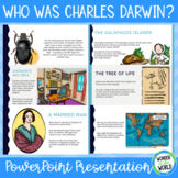 Who Was Charles Darwin? PowerPoint Presentation, Natural S