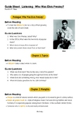 Who Was Elvis Presley? Study Guide