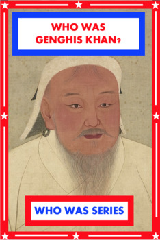 Who Was Genghis Khan? Book Unit
