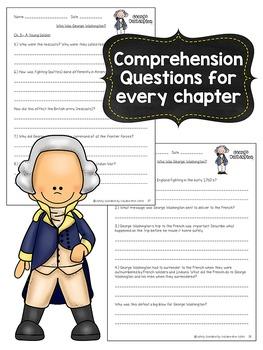 Who Was George Washington? Nonfiction Biography Literature Unit {Common Core}