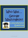 Who Was George Washington by Roberta Edwards Comprehension