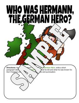Who Was Hermann, the German Hero?