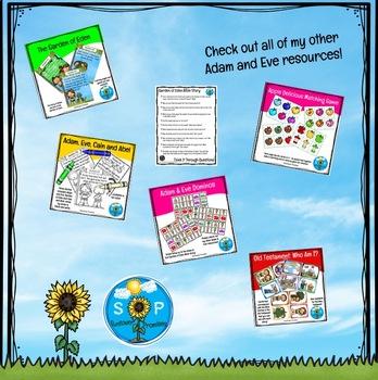 Who Was In The Garden of Eden?
