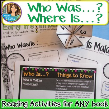 Who Was? Biography Series and Where Is? Books Growing Mega Bundle!