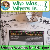 Who Was? Biography Series and Where Is? Books Mega Bundle!
