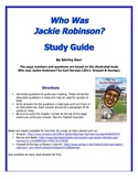 Who Was Jackie Robinson? Study Guide