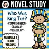 Who Was King Tut? *NO-PREP* Novel Study