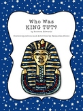 Who Was King Tut? by Roberta Edwards CCSS questions and vocab DISTANCE LEARNING