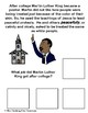 Who Was Martin Luther King? Adapted Biography Book