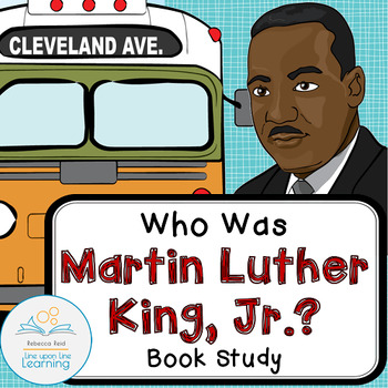 Martin Luther King Jr Book Study