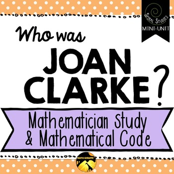 Who Was Mathematician Joan Clarke? Women in History