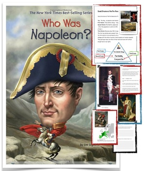 Who Was Napoleon? Biography Series Novel Guide