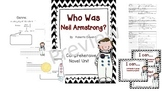 Who Was Neil Armstrong Novel Unit