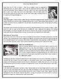 Who Was Nikola Tesla? - Reading Comprehension - Informational Text