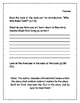 Who Was Roald Dahl? Comprehension Packet