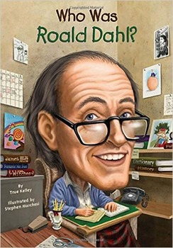 Who Was Roald Dahl? By True Kelley,Comprehension Questions