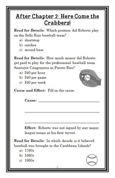 Who Was Roberto Clemente? Book Study (James Buckley Jr.) Book Study (27 pages)