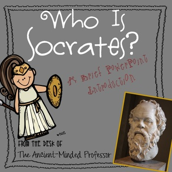 Who Is Socrates?