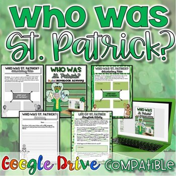 Who Was St. Patrick?  {Google Drive}