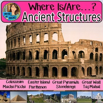 Where Is? Series Flap Books for Ancient Structures Books