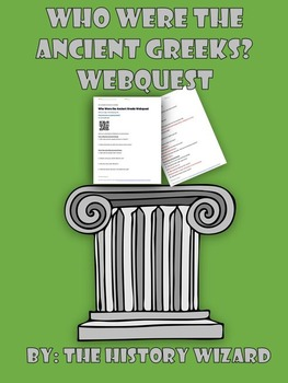 Who Were the Ancient Greeks Webquest